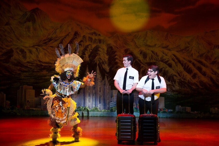 """The Book of Mormon"" national tour"