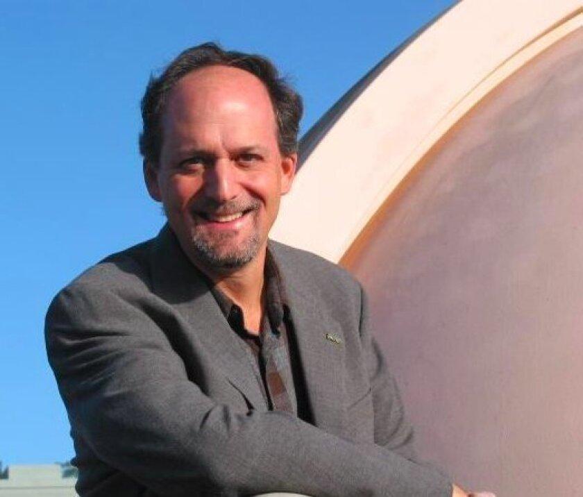 Astronomer Geoff Marcy
