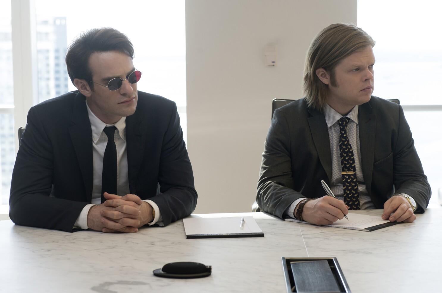 "Daredevil episode 10 review: ""Nelson v. Murdock"" -- - Los Angeles Times"