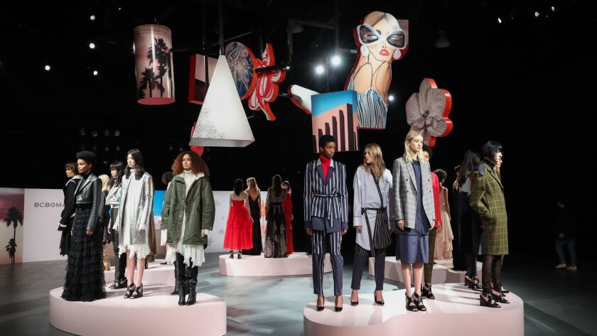 BCBG - Presentation - February 2018 - New York Fashion Week