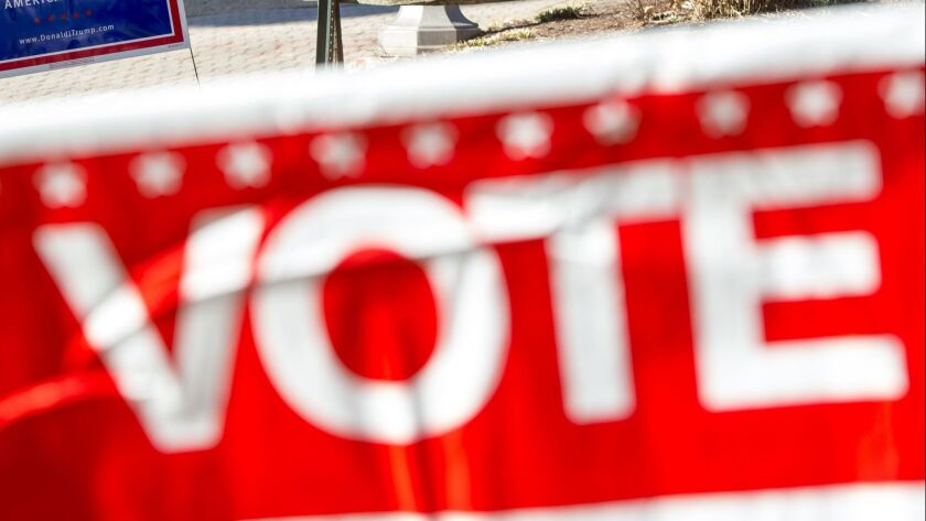 District vs. at-large voting methods were subject of lawsuit that has been dismissed.