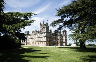 'Downton Abbey': An unexpected home