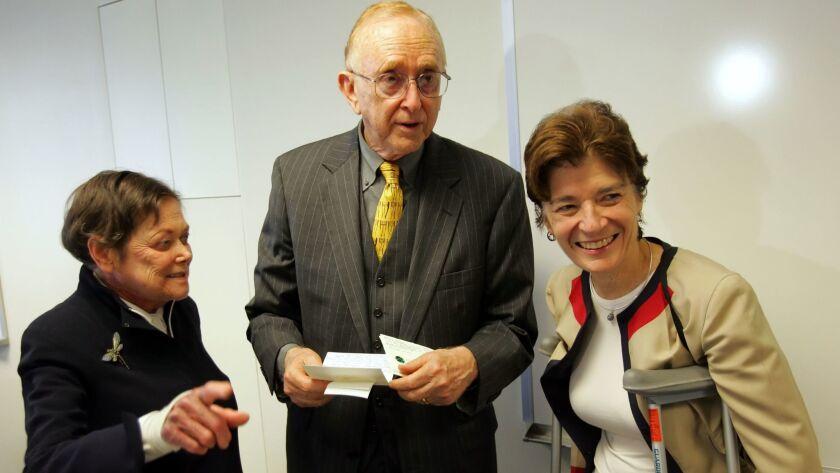Herb Sandler, Marion Sandler, Maryellen Herringer