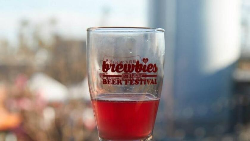 Help raise breast cancer awareness while drinking local beer at the annual Brewbies Fest at Bagby Beer Co. Proceeds will help fund the Keep A Breast Foundation, a Carlsbad non-profit organization that uses creative ways to raise awareness of breast cancer. 1 to 5 p.m. Saturday. Bagby Beer Co., 601 S Coast Hwy, Oceanside. $45 - $75. Ages 21-and-up. (760) 270-9075 or brewbies.org