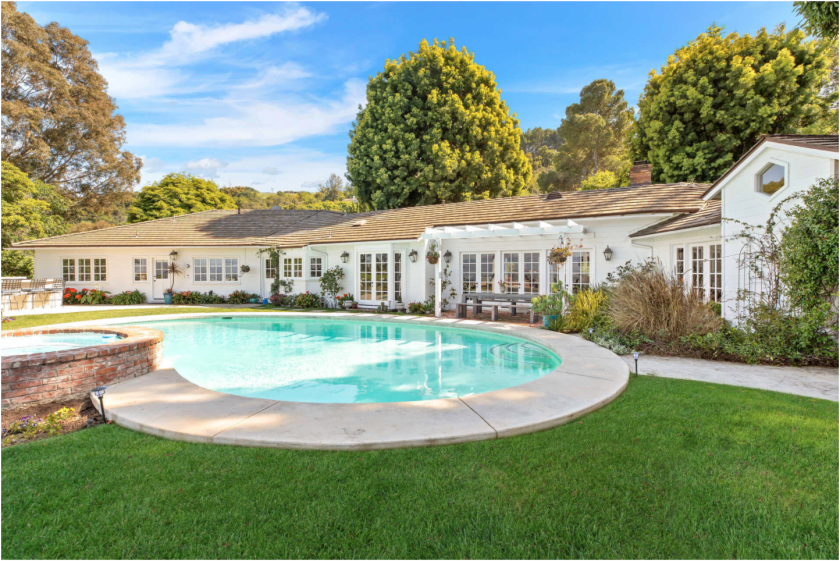 Mike Menchel has sold his longtime Sherman Oaks home for $4 million, or $50,000 more than the asking price.
