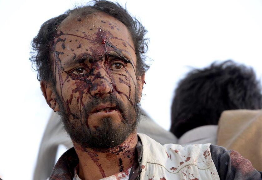 Afghanistan bombings