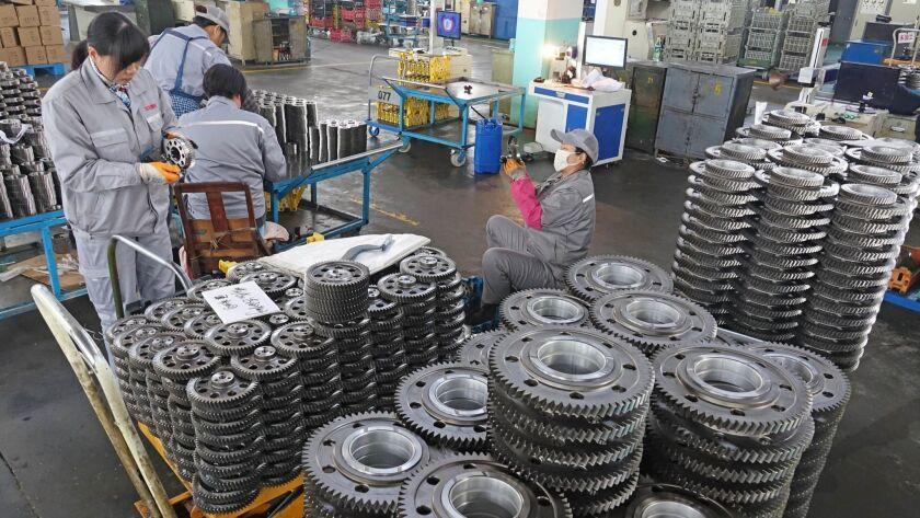 China's PMI Drops To 50% In November