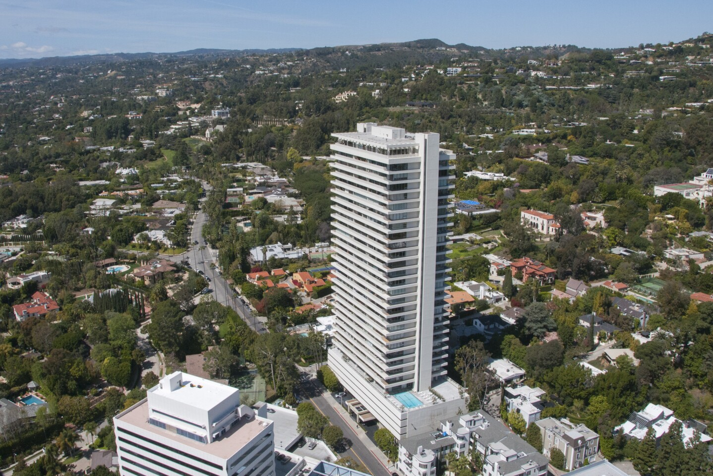 Jerry Leiber's former condo in West Hollywood | Hot Property