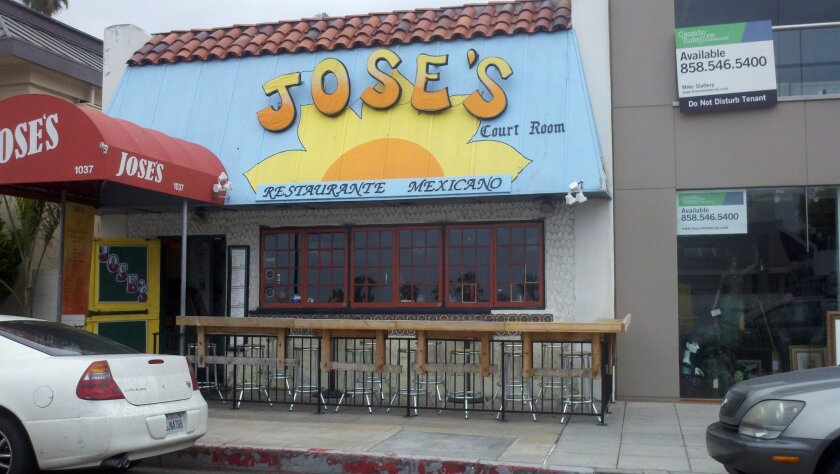 Margaritas will be plentiful at Jose's Courtroom on Saturday