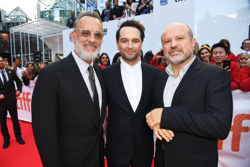 "2019 Toronto International Film Festival - ""A Beautiful Day In The Neighborhood"" Premiere - Red Carpet"
