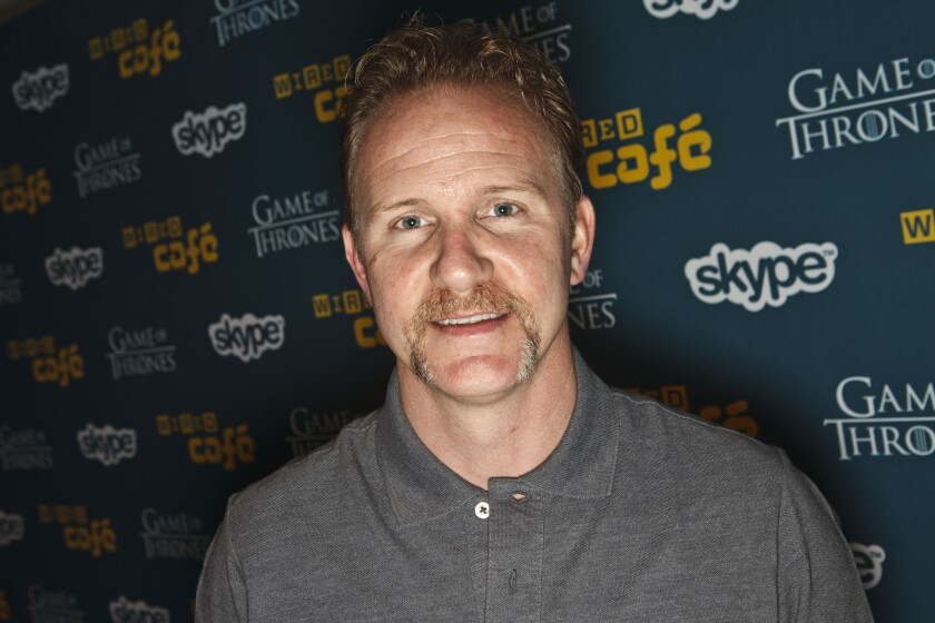 """Morgan Spurlock's """"We the Economy"""" short-film series will launch on multiple platforms."""