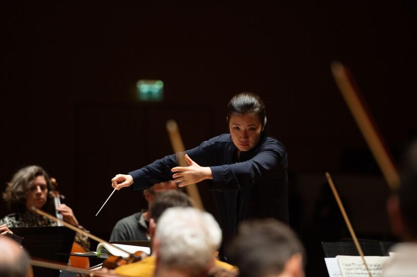 Conductor Eun Sun Kim