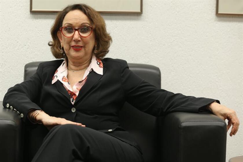 La secretaria general iberoamericana, Rebeca Grynspan. EFE/Archivo