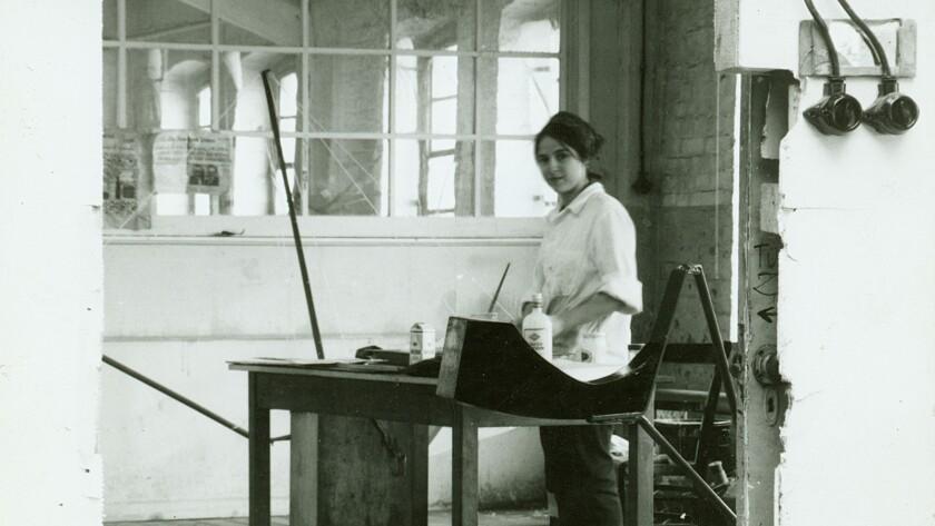 AMERICAN MASTERS Eva Hesse