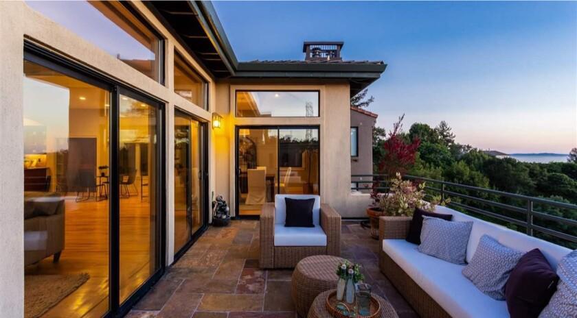 Langston Walker's Oakland home