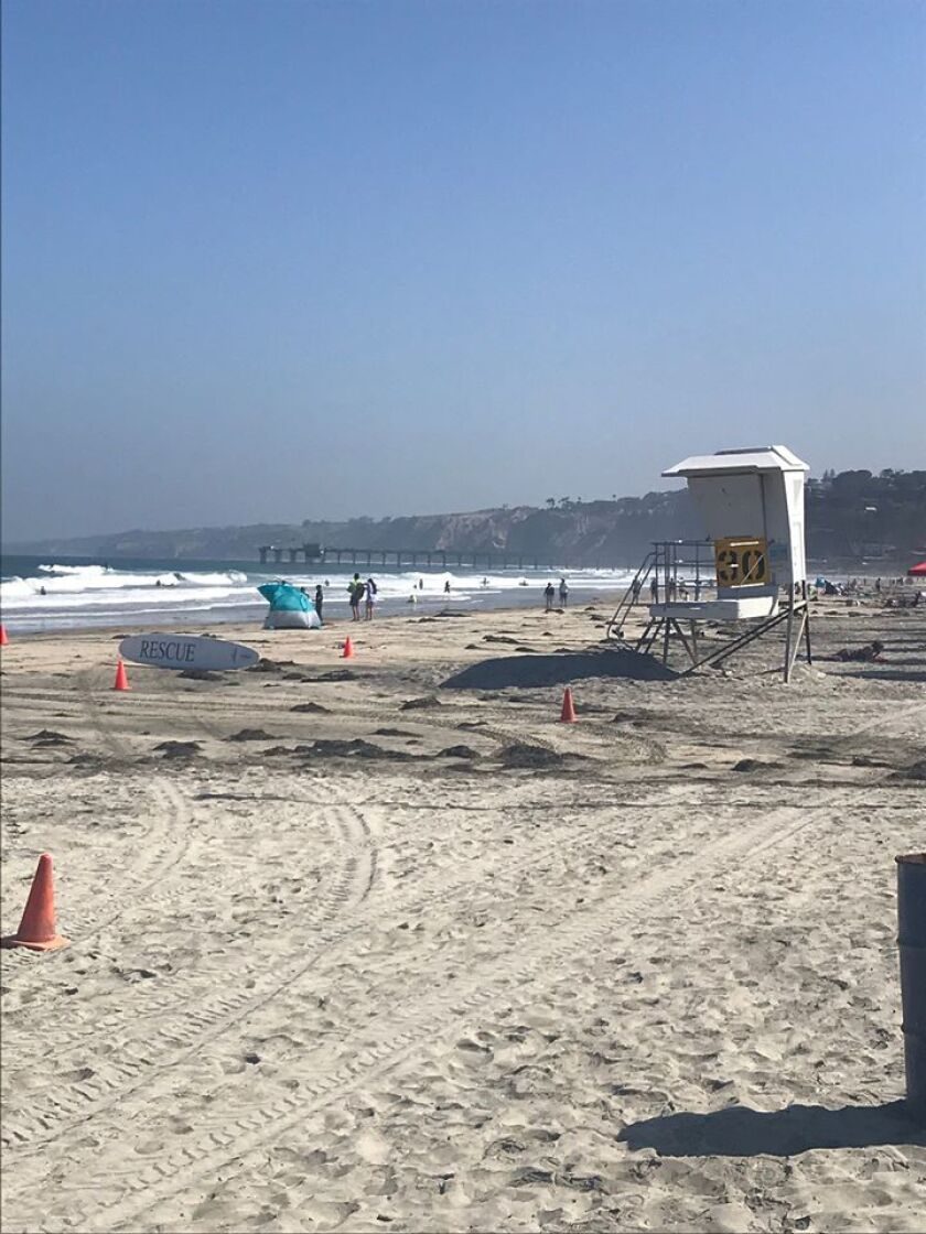 City of San Diego owned parks and beaches are now closed.