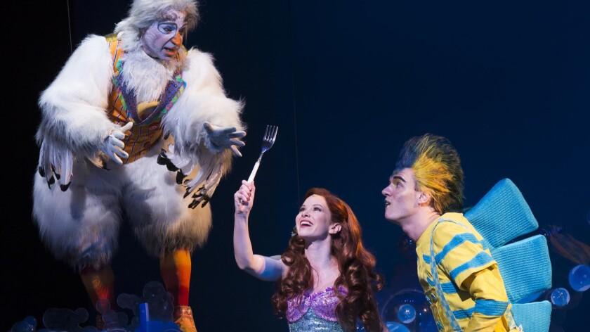 'The Little Mermaid' at La Mirada Theatre