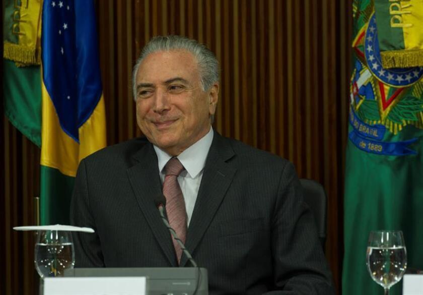 La Corte Suprema de Brasil negó hoy el pedido que realizaron varios senadores de la oposición en el que demandaban la suspensión del paquete de recortes presentado por el Gobierno de Michel Temer con el que pretende equilibrar las cuentas del país.