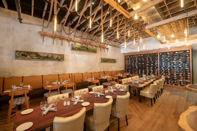 16 new bar and restaurant openings around San Diego - Pacific San Diego