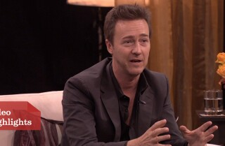 'Hollywood Sessions': Edward Norton on Mike Nichols