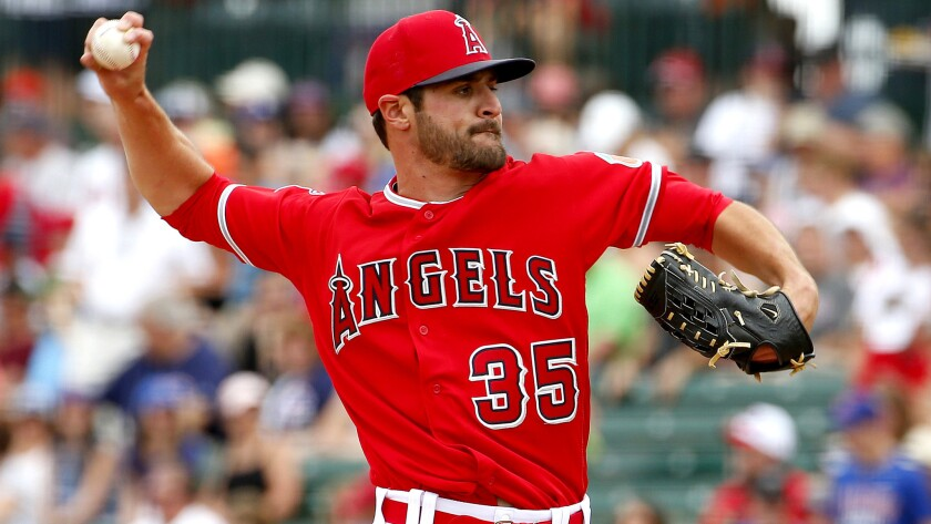 Starting pitcher Nick Tropeano will make a return to the Angels' rotation, but for how long is unclear.