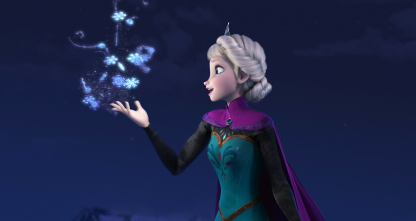 'Frozen' headed for the stage at Disney's California Adventure