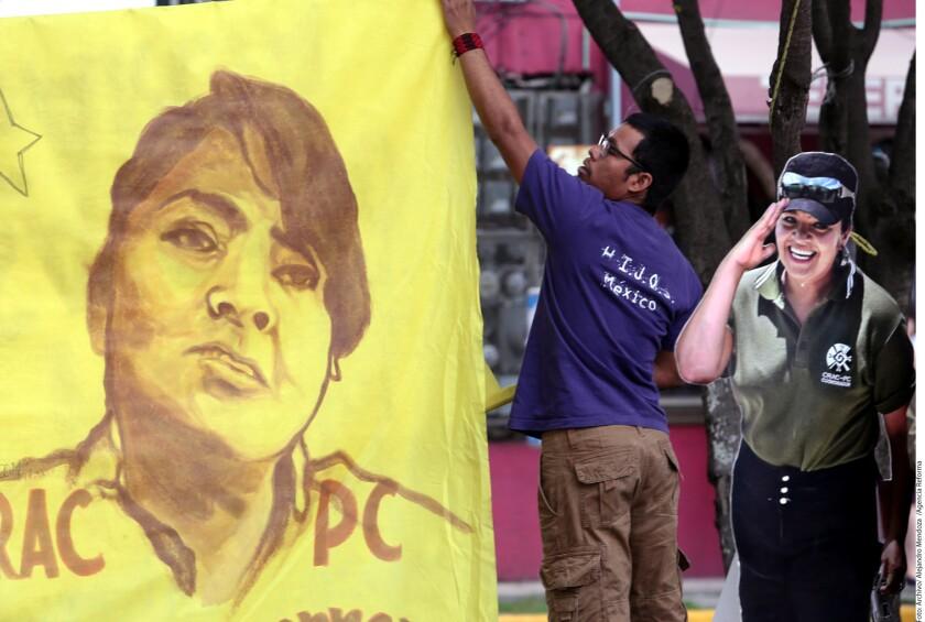 Nestora Salgado y 14 policías comunitarios enfrentan un proceso judicial por el delito de secuestro.
