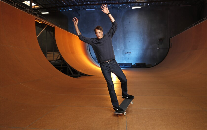 The Return Of Tony Hawk Pro Skater Video Game Icon Los Angeles Times
