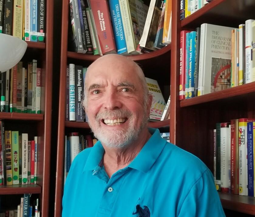 Dr. Ira Goodman (pen name JK Roark, MD)