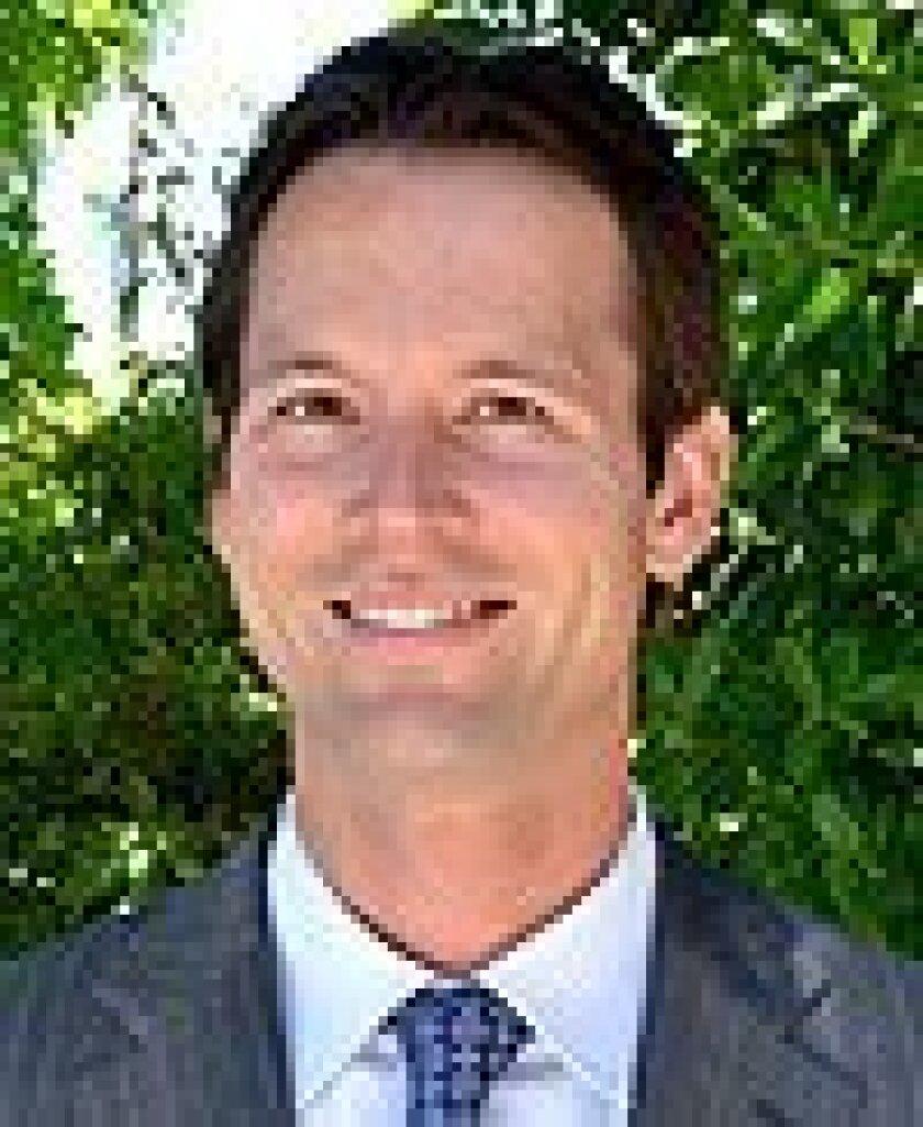 San Diego City Councilman Mark Kersey