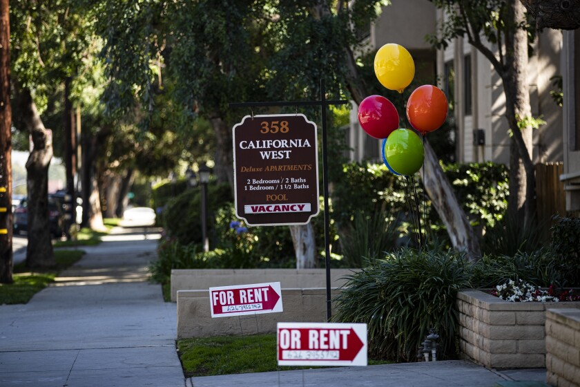 How To Tell If Your Apartment Has Rent Control In California Los Angeles Times