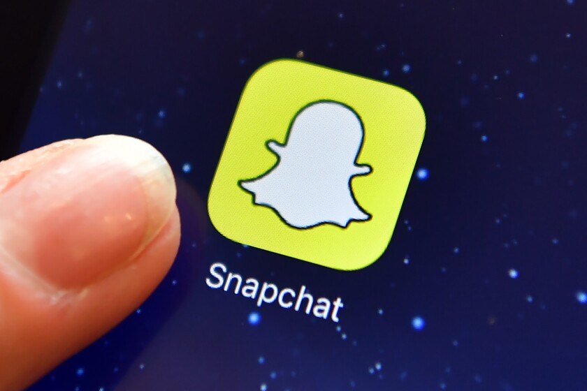 Snapchat has made poor choices with some options for its virtual face mask feature, users on social media say.