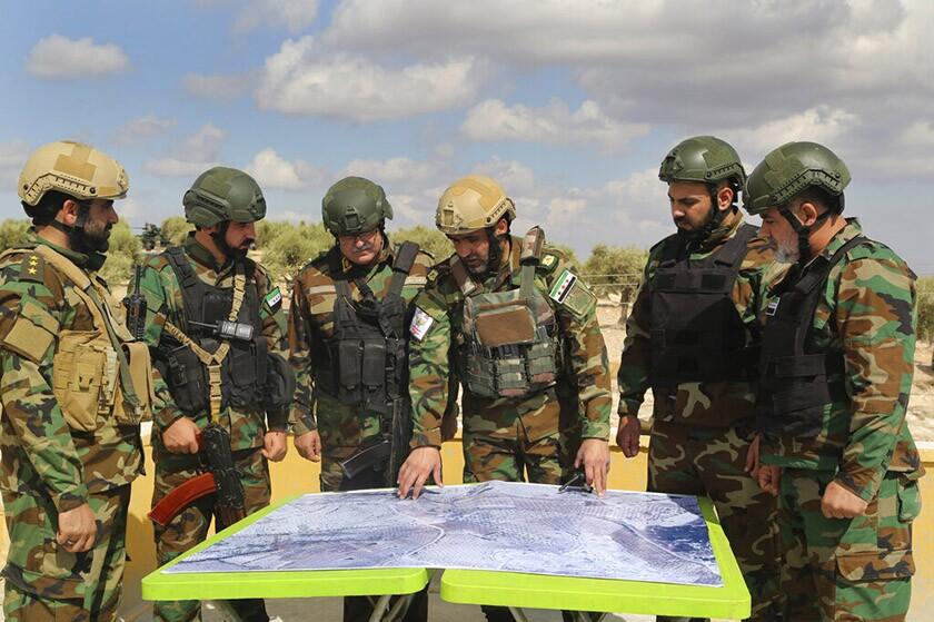 Syria Turkey's Syrian Army
