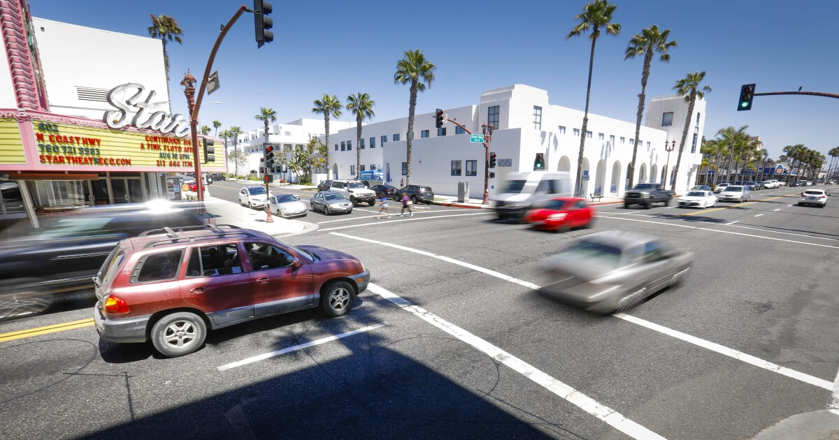 SANDAG's proposed 'road charge' would piggyback on California's plans for a per-mile driver fee