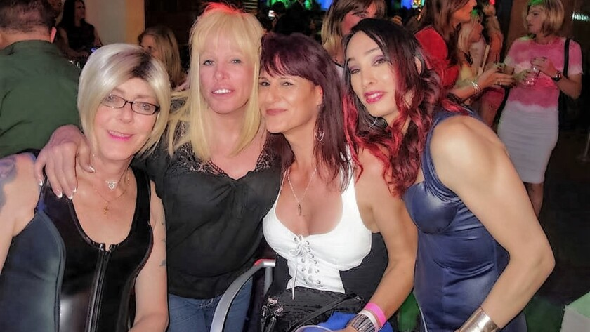 Las vegas transgender clubs
