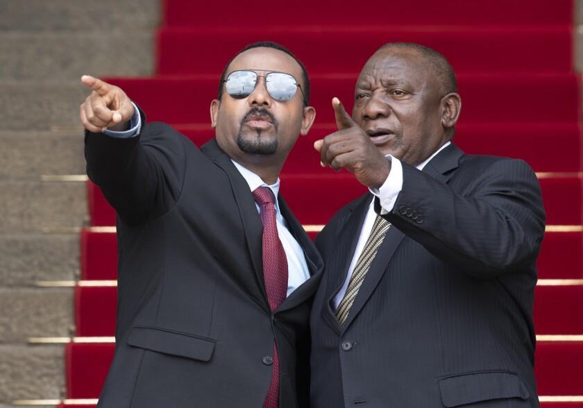 South Africa Ethiopia