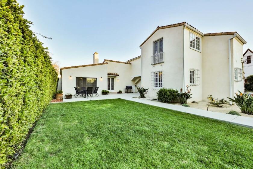 Onetime home of DA John F. Dockweiler | Hot Property