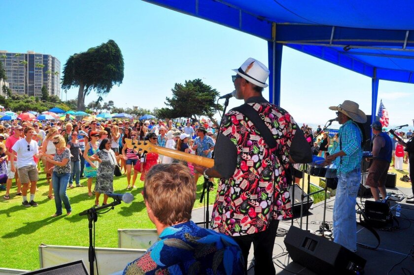Theo and the Zydeco Patrol is an annual favorite — guaranteed to get the crowd dancing!