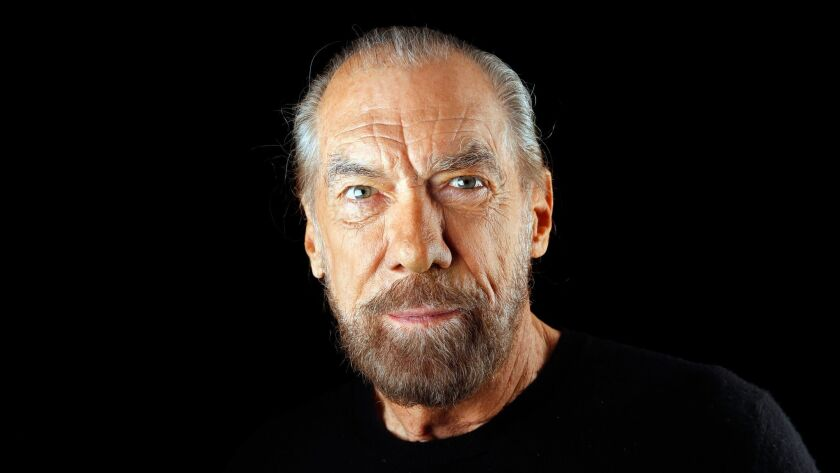 """Billionaire beauty entrepreneur and philanthropist John Paul DeJoria grew up poor in the Echo Park neighborhood of Los Angeles. In 1980, he started the Paul Mitchell brand with hairdresser Paul Mitchell. Now DeJoria is the subject of the new documentary """"Good Fortune."""""""