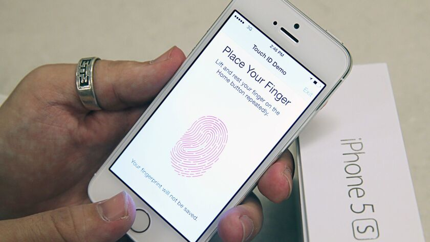 Biometric technology hasn't been a popular authentication technique, in part because it has been viewed as costly and intrusive compared with alternatives.