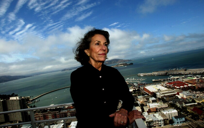 Walt Disney's elder daughter fought L.A. officials to ensure that architect Frank Gehry's cutting-edge design for Disney Hall was realized. She also developed a strong relationship with the L.A. Philharmonic, becoming an honorary life director of the orchestra. She was 79. Full obituary Notable deaths of 2012