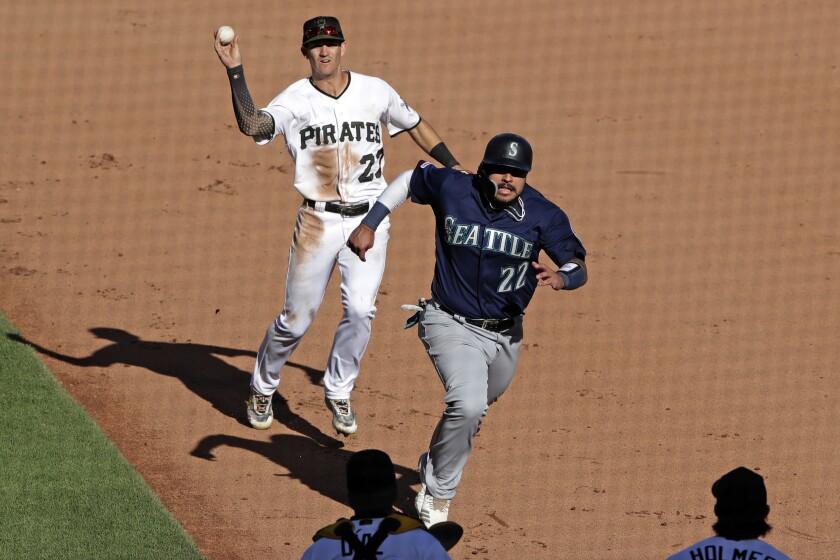 Mariners Pirates Baseball