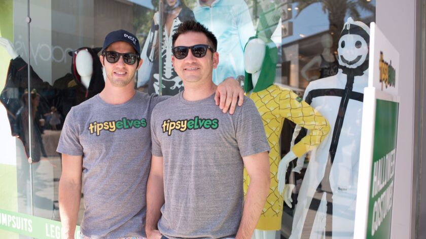 How 2 Friends Turned Ugly Christmas Sweaters Into A Clothing Phenomenon The San Diego Union Tribune