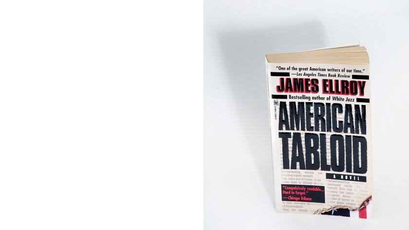 """American Tabloid"" by James Ellroy"