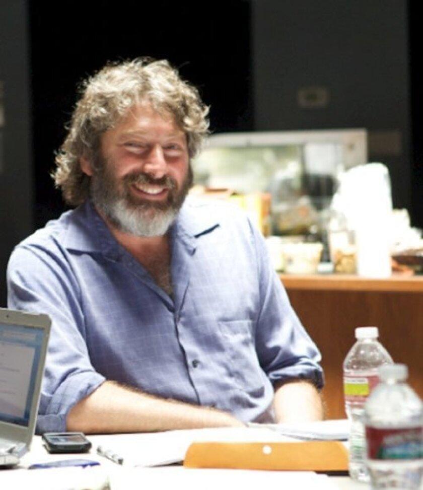 NCRT Artistic Director David Ellenstein. L. B. Hewitt