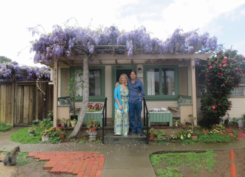 Wisteria Garden Party Ocean Beach Historical Society will present an afternoon in the historic OB Wisteria Cottage Garden with 1920s music from the local Juketones, vintage photos and OB signs, snacks, beverages and opportunity drawings. Dress code: historic, garden party, purple or OB casual, 1-3:30 p.m. Sunday, March 22 at 4761 Niagara Ave. Tickets: $15 members, $25 non-members (includes OBHS Membership). obhistory.org
