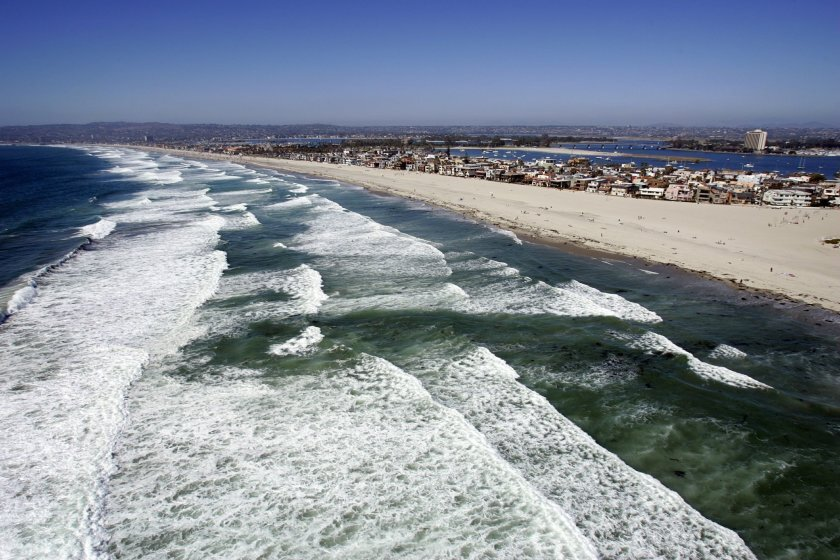 County health officials gave permission for people to once again surf, swim, kayak and paddle-board on Monday, April 27, while cities will make the decision on whether to re-open beaches that had been closed during the COVID-19 outbreak.