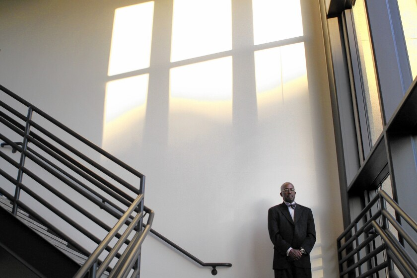 Gilbert Holmes is dean of the La Verne College of Law