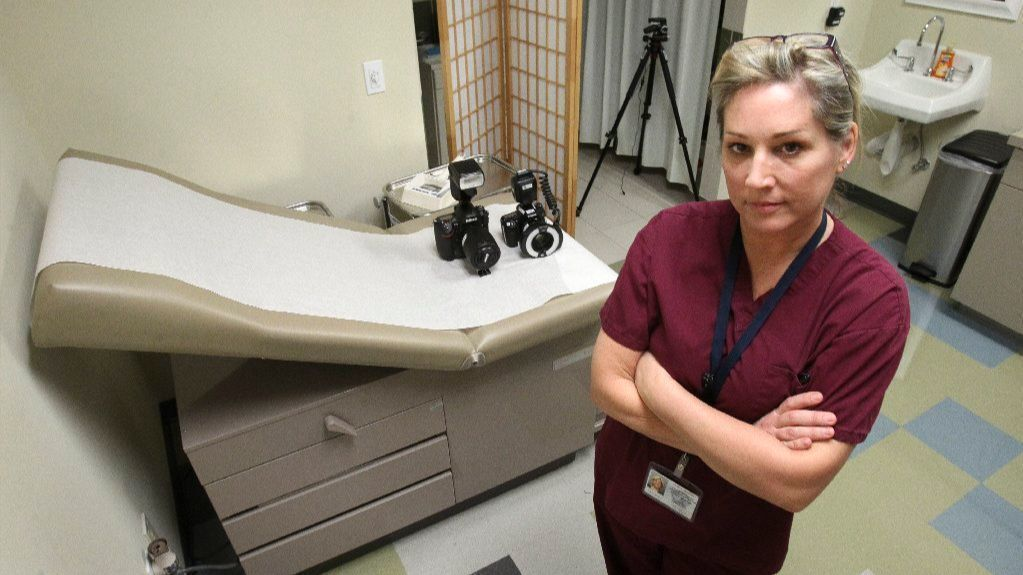 Countywide campaign unveiled to help healthcare professionals better identify, address domestic violence