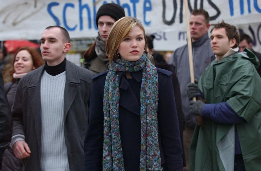 """Julia Stiles in """"The Bourne Supremacy."""""""